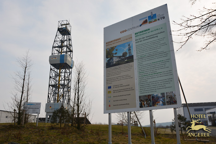 Geo-Zentrum at the continental deep drilling programm of the Federal Republic of Germany